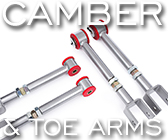 Camber & Toe Arms