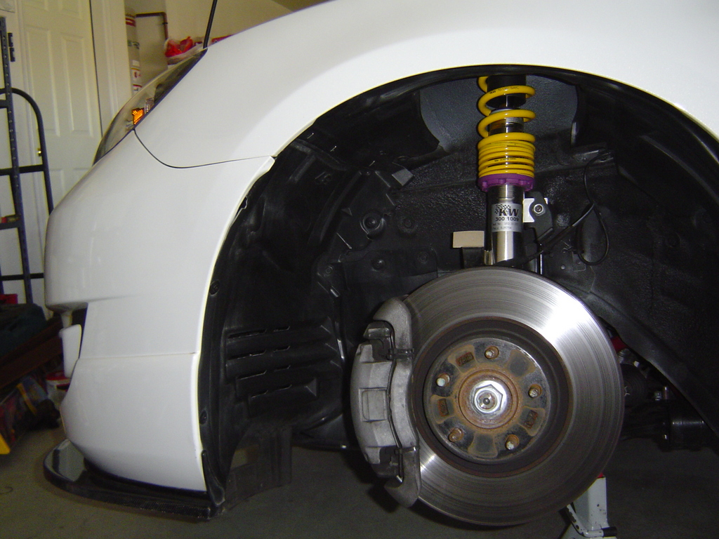 H&R coilover install - with pics! - Mazda3 Forums : The #1 Mazda 3 ...